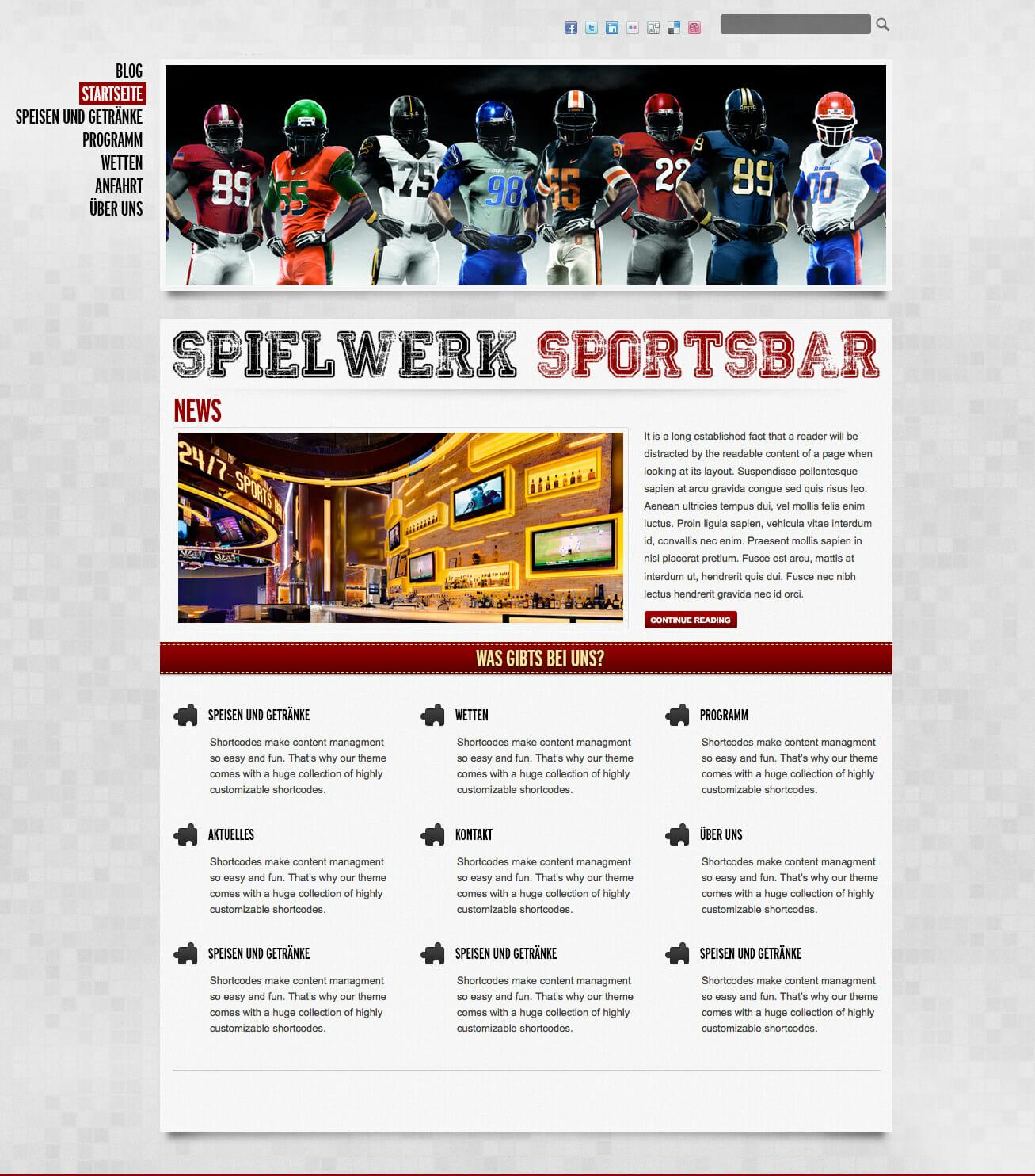 Spielwerk Sportsbar